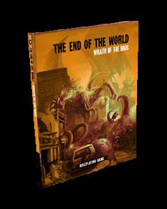 Wrath of the Gods - Rulebook