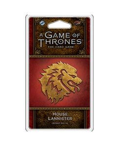 A Game of Thrones: The Card Game: House Lannister Intro Deck
