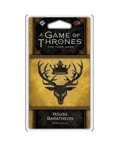 A Game of Thrones: The Card Game: House Baratheon Intro Deck