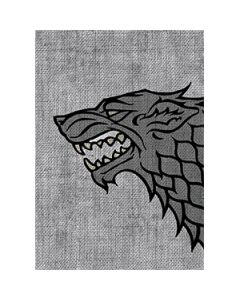 A Game of Thrones Card Sleeves: House Stark