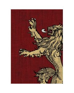 A Game of Thrones Card Sleeves: House Lannister