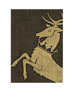 A Game of Thrones Card Sleeves: House Baratheon