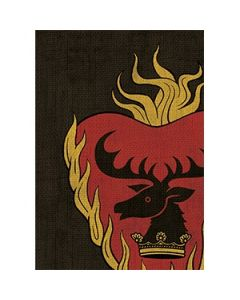 A Game of Thrones Card Sleeves: Stannis Baratheon