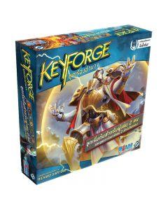 คีย์ฟอร์จ ยุคเรืองอำนาจ ชุดเริ่มต้นสำหรับผู้เล่น 2 คน (KeyForge: Age of Ascension Two-Player Starter)