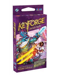 คีย์ฟอร์จ โลกาประจัญศึก ชุดการ์ดอาร์คอน (KeyForge: Worlds Collide Archon Deck)