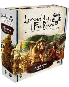 Legend of the Five Rings: The Card Game: Clan War