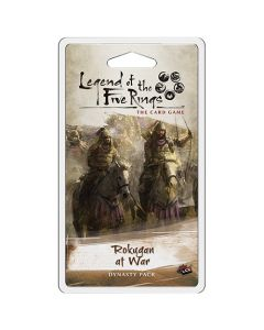 Legend of the Five Rings: The Card Game: Rokugan at War