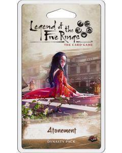 Legend of the Five Rings: The Card Game: Atonement