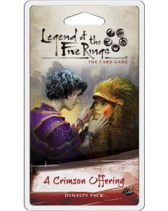 Legend of the Five Rings: The Card Game: A Crimson Offering