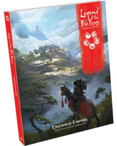 Legend of the Five Rings Roleplaying: Emerald Empire