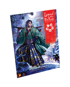 Legend of the Five Rings Roleplaying: Winter's Embrace