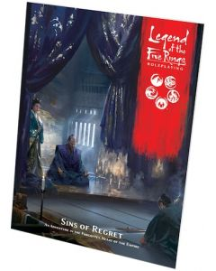 Legend of the Five Rings Roleplaying: Sins of Regret