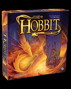 The Hobbit Board Game - Box