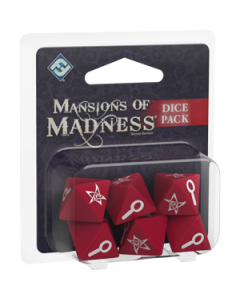 Mansions of Madness Second Edition Dice Pack