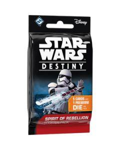 Star Wars: Destiny: Spirit of Rebellion Booster Pack