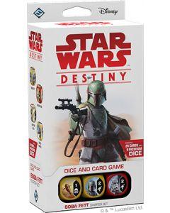 Star Wars: Destiny: Boba Fett Starter Set