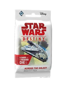 Star Wars: Destiny: Across the Galaxy Booster Pack