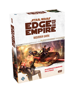 Star Wars: Edge of the Empire Beginner Game - Box