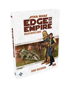 Star Wars: Edge of the Empire: Core Rulebook