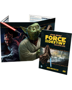 Star Wars: Force and Destiny Game Master's Kit
