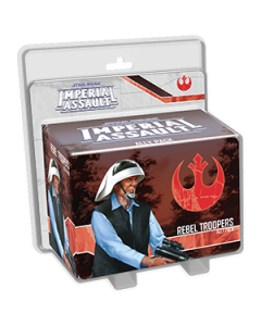 Rebel Troopers Ally Pack