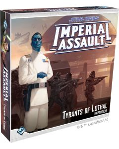 Star Wars: Imperial Assault: Tyrants of Lothal