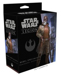 Star Wars: Legion: Rebel Specialists Personnel Expansion