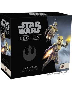 Star Wars: Legion: Clan Wren Unit Expansion