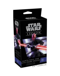 Star Wars: Legion: Darth Maul and Sith Probe Droids Operative Expansion