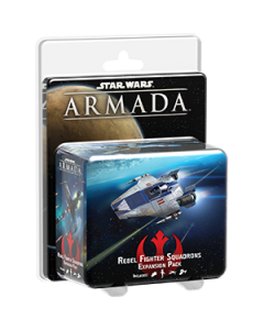 Rebel Fighter Squadrons Expansion Pack - Box