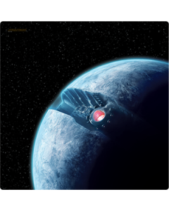 Death Star II Playmat