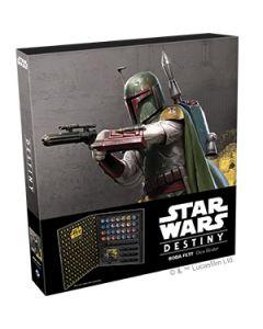 Star Wars: Destiny: Boba Fett Dice Binder