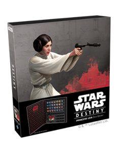 Star Wars: Destiny: Princess Leia Dice Binder