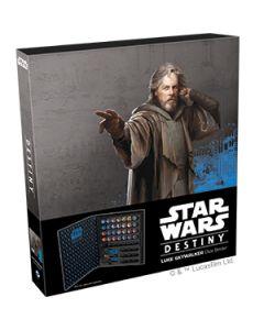Star Wars: Destiny: Luke Skywalker Dice Binder