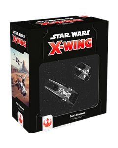 X-Wing Second Edition: Saw's Renegades Expansion Pack