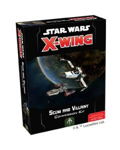 X-Wing Second Edition: Scum and Villainy Conversion Kit