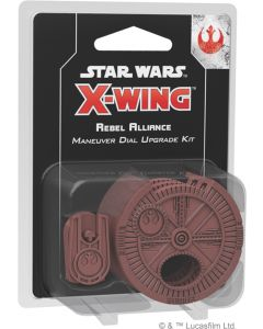 X-Wing Second Edition: Rebel Alliance Maneuver Dial Upgrade Kit