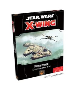 X-Wing Second Edition: Resistance Conversion Kit