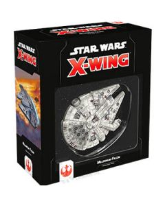 X-Wing Second Edition: Millennium Falcon Expansion Pack