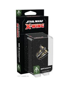 X-Wing Second Edition: M3-A Interceptor Expansion Pack