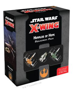 X-Wing Second Edition: Heralds of Hope Squadron Pack