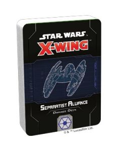 X-Wing Second Edition: Separatist Alliance Damage Deck