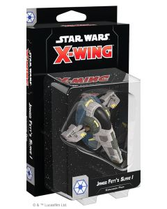 X-Wing Second Edition: Jango Fett's Slave I Expansion Pack