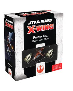 X-Wing Second Edition: Phoenix Cell Squadron Pack