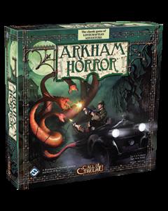 Arkham Horror - Box