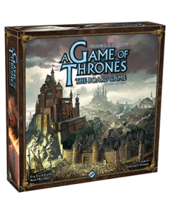A Game of Thrones: The Board Game Second Edition - Box