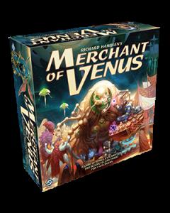 Merchant of Venus - Box