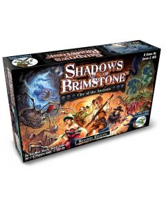 Shadows of Brimstone: City of the Ancients Revised Edition Core Set