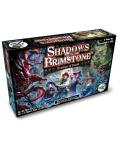 Shadows of Brimstone: Swamps of Death Revised Edition Core Set