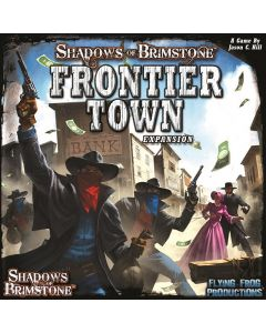 Shadows of Brimstone: Frontier Town Expansion